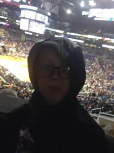 thomas attended Phoenix Suns vs. Utah Jazz - NBA - Suite Tickets on Jan 16th 2017 via VetTix