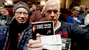 Paul attended Cirque Eloize - Saloon: a Musical Acrobatic Adventure - Wednesday on Jan 11th 2017 via VetTix