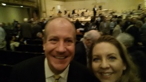 loran attended Juanjo Mena Conducts Prokofiev, Weinberg and Tchaikovsky Featuring Violinist Gidon Kremer - Presented by the Boston Symphony Orchestra on Jan 21st 2017 via VetTix