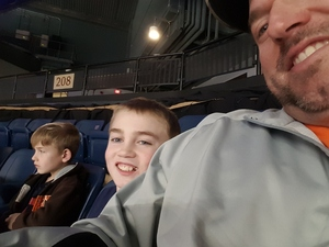Erick attended Youngstown Phantoms vs. Team USA - Ushl - Military Appreciation Game on Feb 18th 2017 via VetTix