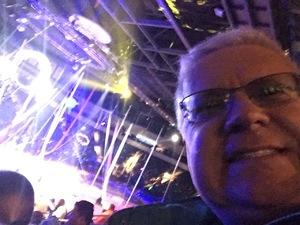 Randy attended Ben Hur Shrine Circus - Presented by the Cedar Park Center on Jan 14th 2017 via VetTix