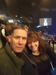 Barry attended The Lumineers: Cleopatra World Tour With Special Guest Andrew Bird on Jan 17th 2017 via VetTix