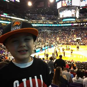 Brandon attended Phoenix Suns vs. Utah Jazz - NBA on Jan 16th 2017 via VetTix