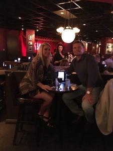 Joshua attended Brad Garrett's Comedy Club - Headliner Debi Guttierez - Saturday on Feb 18th 2017 via VetTix