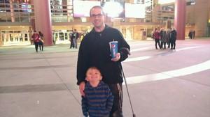 dustin attended Arizona Coyotes vs. Vancouver Canucks - NHL - Lower Level Tickets on Jan 26th 2017 via VetTix