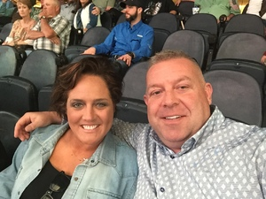 Chad attended PBR Built Ford Tough Series - Iron Cowboys on Feb 18th 2017 via VetTix