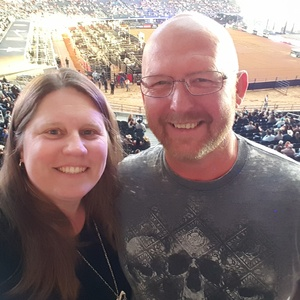 Angela attended PBR Built Ford Tough Series - Iron Cowboys on Feb 18th 2017 via VetTix