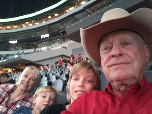 Frank attended PBR Built Ford Tough Series - Iron Cowboys on Feb 18th 2017 via VetTix