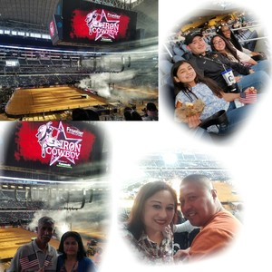 alberto attended PBR Built Ford Tough Series - Iron Cowboys on Feb 18th 2017 via VetTix