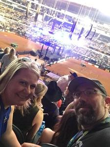 Benjamin attended PBR Built Ford Tough Series - Iron Cowboys on Feb 18th 2017 via VetTix