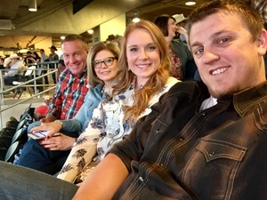 Jack attended PBR Built Ford Tough Series - Iron Cowboys on Feb 18th 2017 via VetTix