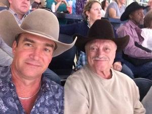 Bob attended PBR Built Ford Tough Series - Iron Cowboys on Feb 18th 2017 via VetTix