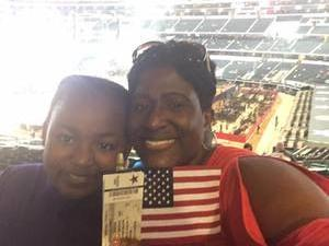 Yvette attended PBR Built Ford Tough Series - Iron Cowboys on Feb 18th 2017 via VetTix