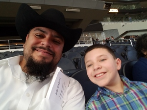 Raul attended PBR Built Ford Tough Series - Iron Cowboys on Feb 18th 2017 via VetTix