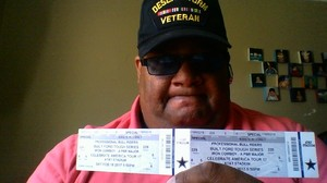 Timothy attended PBR Built Ford Tough Series - Iron Cowboys on Feb 18th 2017 via VetTix