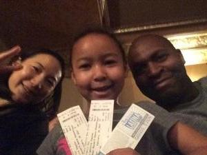 Caudis attended Moon Mouse: a Space Odyssey - Evening Show on Feb 20th 2017 via VetTix