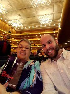 Kurt attended Brahms Symphony No. 4 - Presented by the Utah Symphony on Feb 24th 2017 via VetTix