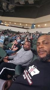 Douglas attended Austin Spurs vs. Iowa Energy - NBA D-league Basketball - Military Appreciation Game on Feb 26th 2017 via VetTix