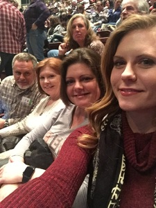 Jeffrey K attended Brad Paisley - Life Amplified World Tour With Special Guest Chase Bryant and Rising-star Lindsay Ell on Feb 17th 2017 via VetTix