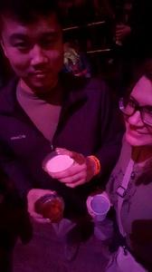 Tristen attended Pop Evil - Live in Concert on Feb 24th 2017 via VetTix