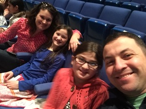 Stan attended Mother Goose - Des Moines Symphony Family Concert With Enchantment Theatre Company on Feb 18th 2017 via VetTix
