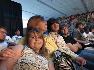 Paul attended World Wrestling Network and Evolve Wrestling Present Evolve 78 on Feb 24th 2017 via VetTix