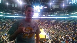 Kevin attended Phoenix Suns vs. Los Angeles Lakers - NBA on Feb 15th 2017 via VetTix