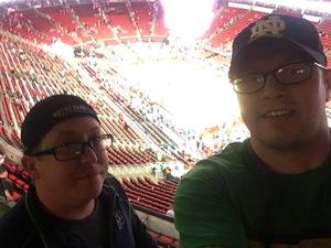 Christopher attended NC State Wolfpack vs. Notre Dame - NCAA Men's Basketball on Feb 18th 2017 via VetTix