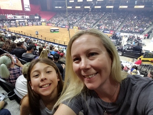 elizabeth attended PBR Professional Bull Riders on Mar 5th 2017 via VetTix