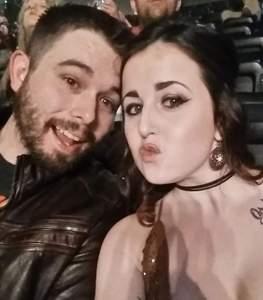 paul attended Bret Michaels - Valentines Mega Bash - Live in Concert on Feb 23rd 2017 via VetTix