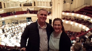 Monica attended Salonen Conducts the Rite of Spring - Presented by the Chicago Symphony Orchestra on Mar 4th 2017 via VetTix