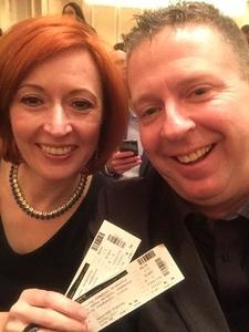 Daniel attended Salonen Conducts the Rite of Spring - Presented by the Chicago Symphony Orchestra on Mar 4th 2017 via VetTix