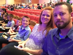 Jason attended Disney in Concert - Saturday on Feb 25th 2017 via VetTix