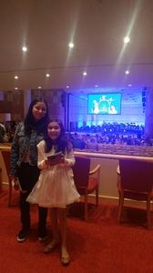 Alex attended Disney in Concert - Saturday on Feb 25th 2017 via VetTix