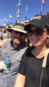 Teresa attended Camping World 500 - Monster Energy NASCAR Cup Series - Phoenix International Raceway on Mar 19th 2017 via VetTix
