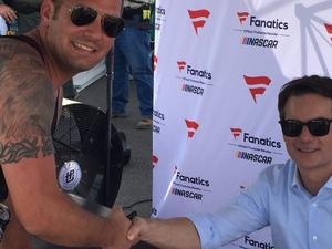 Jeffrey attended Camping World 500 - Monster Energy NASCAR Cup Series - Phoenix International Raceway on Mar 19th 2017 via VetTix