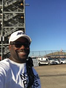 Oscar attended Camping World 500 - Monster Energy NASCAR Cup Series - Phoenix International Raceway on Mar 19th 2017 via VetTix