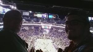 Michael attended Phoenix Suns vs. Boston Celtics - NBA on Mar 5th 2017 via VetTix