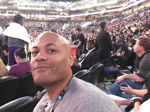 Tam attended Phoenix Suns vs. Los Angeles Lakers - NBA on Mar 9th 2017 via VetTix