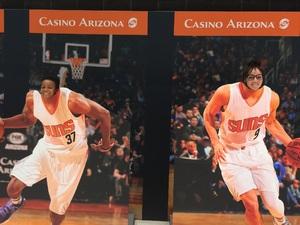Erica attended Phoenix Suns vs. Sacramento Kings - NBA on Mar 15th 2017 via VetTix