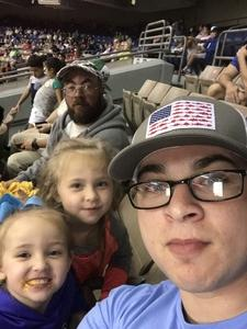 Zane attended HEB Big League Weekend - American League West Division Champion Texas Rangers vs. American League Central Division Champion Cleveland Indians - MLB on Mar 17th 2017 via VetTix