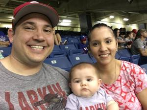 Seth attended HEB Big League Weekend - American League West Division Champion Texas Rangers vs. American League Central Division Champion Cleveland Indians - MLB on Mar 17th 2017 via VetTix