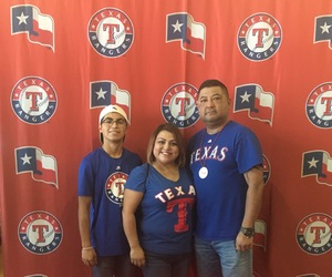 Jesus attended HEB Big League Weekend - American League West Division Champion Texas Rangers vs. American League Central Division Champion Cleveland Indians - MLB on Mar 17th 2017 via VetTix
