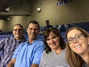 Kevin attended HEB Big League Weekend - American League West Division Champion Texas Rangers vs. American League Central Division Champion Cleveland Indians - MLB on Mar 18th 2017 via VetTix