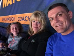 EJ attended Phoenix Suns vs. Oklahoma City Thunder - NBA on Mar 3rd 2017 via VetTix
