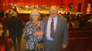 Ken attended Masks - Presented by the San Antonio Symphony on Mar 18th 2017 via VetTix