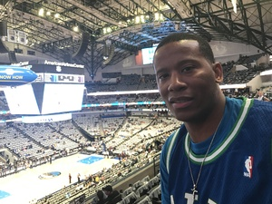 keith attended Dallas Mavericks vs. Los Angeles Lakers - NBA on Mar 7th 2017 via VetTix
