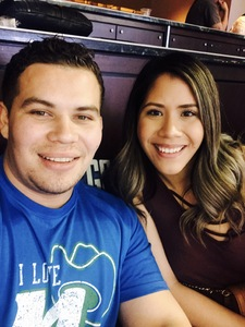 Eugenio attended Dallas Mavericks vs. Los Angeles Lakers - NBA on Mar 7th 2017 via VetTix