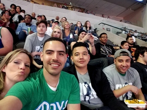 Rene attended Dallas Mavericks vs. Los Angeles Lakers - NBA on Mar 7th 2017 via VetTix