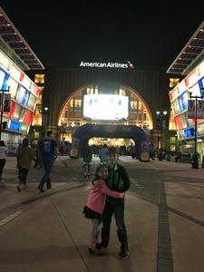 Brian attended Dallas Mavericks vs. Los Angeles Lakers - NBA on Mar 7th 2017 via VetTix